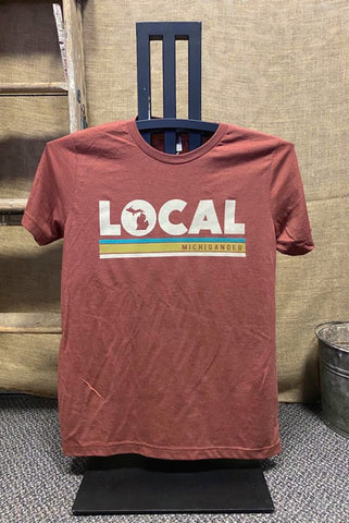 Local Michigander Unisex T-Shirt