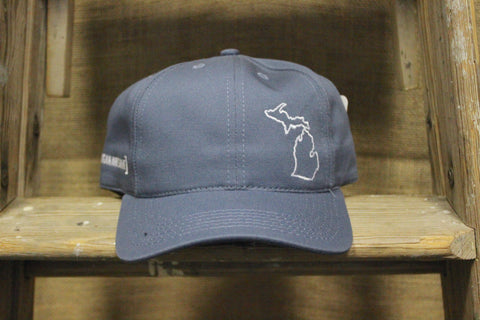 Michigan Awesome Adjustable Classic Hats (Click to view available colors)