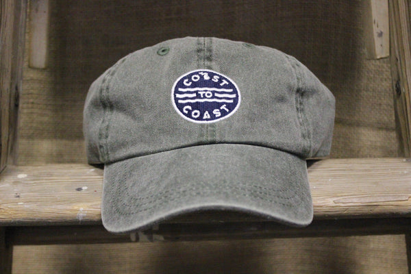 Coast to Coast Adjustable Hats (Click to view available colors)