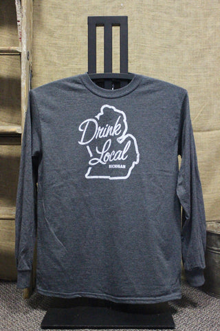 Drink Local Unisex Long Sleeve Shirt