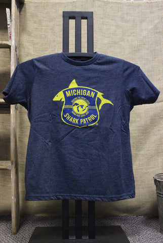 Youth Shark Patrol T-Shirt