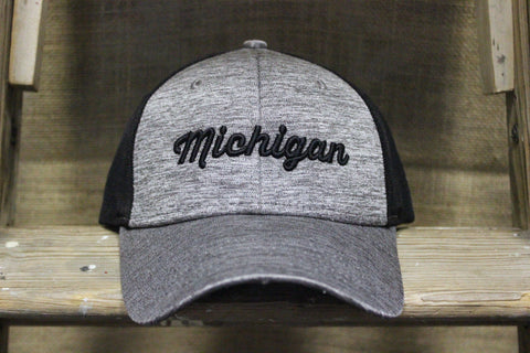 3D Michigan Performance Adjustable Mesh Hat