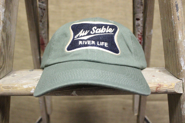 ... Au Sable River Life Adjustable Hats (Click to view available colors) ... 48bd34f759e9