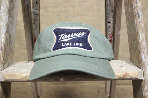 Tawas Lake Life Adjustable Hats (Click to view available colors)