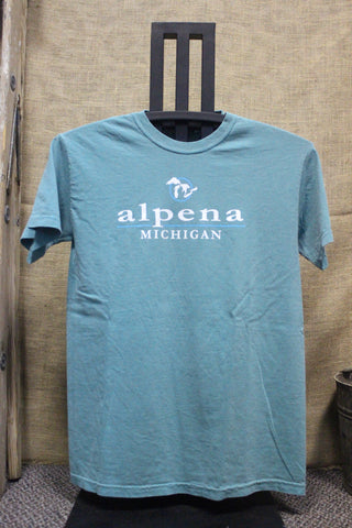 Alpena Great Lakes Unisex T-Shirt (Click to view available colors)