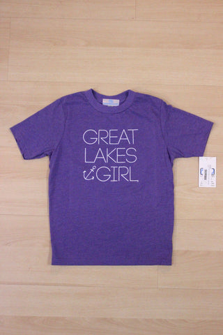 Youth Great Lakes Girl T-shirt