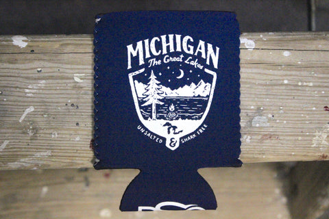 The Great Lakes Unsalted Koozie