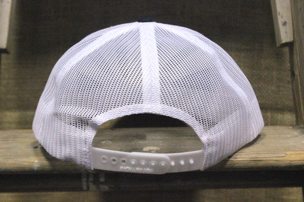 9c14877f67257 ... Great Lakes Shield Unsalted Mesh Trucker Hat (Available in Light Blue    Black)