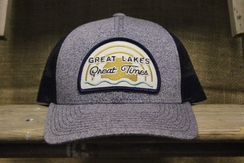 Great Lakes Great Times Mesh Trucker Hat