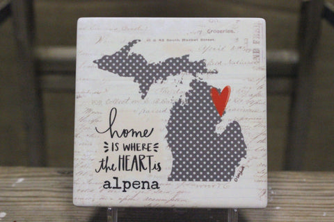 Alpena Coasters (Click to view available styles)