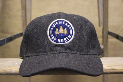 Up North Pines Adjustable Wool Hats (Click to view available colors)