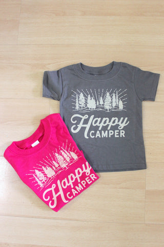 Toddler/Youth Happy Camper T-Shirt