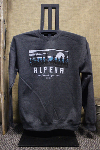Alpena Rectified Crewneck Sweatshirt (Click to view available colors)