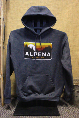 Alpena Firmament Unisex Hooded Sweatshirt