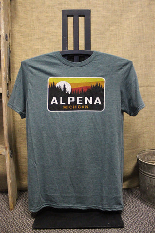 Alpena Firmament Unisex T-Shirt (Click to view available colors)