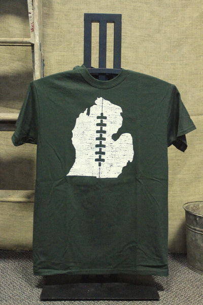 Football Lace Unisex T-shirt