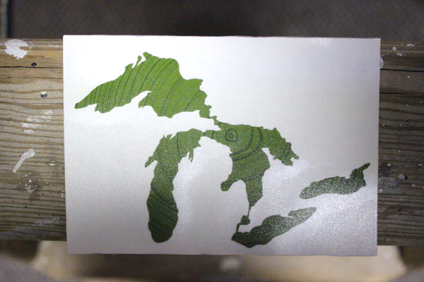Great Lakes Proud National Forest Foundation Decal Sticker - Support our national forest foundation!