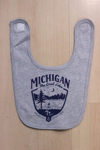 Great Lakes Unsalted/Shark Free Baby Bib