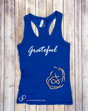 GRATEFUL Bamboo Racerback