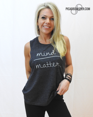 Mind Over Matter, Relaxed Muscle Tank