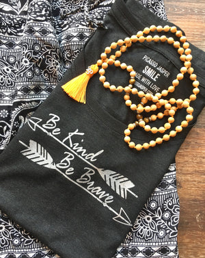 Be Kind, Be Brave Tee