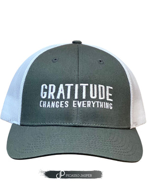 Gratitude Changes Everything, Hat