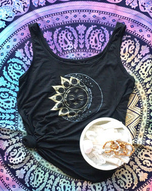 Live by the Sun, LOVE by the Moon Tank