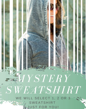 1, 2, or 3 Sweatshirts! Mystery Bundle!