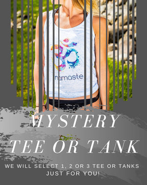1, 2 or 3 Tee/Tank! Mystery Bundle!