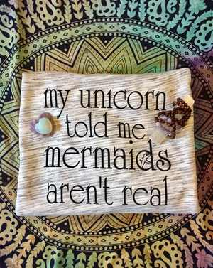 My Unicorn Told Me