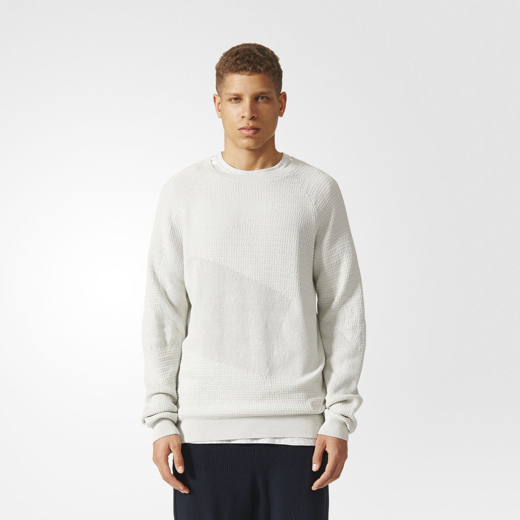 adidas Originals X wings+horns Patch Crew Sweatshirt Model - BK0233 | AStore