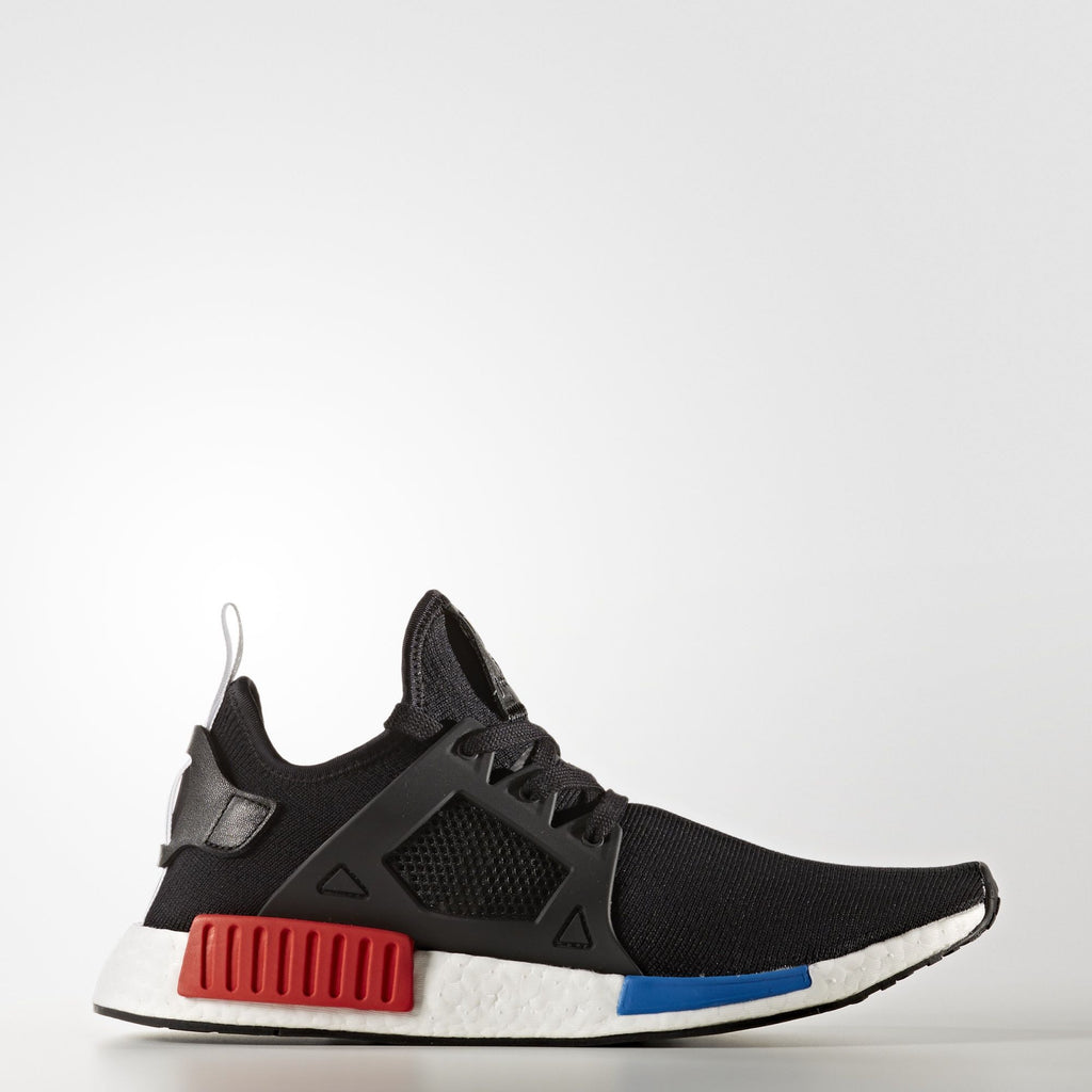 adidas NMD_XR1 OG Sneakers - Core Black / Lush Red / Royal Blue BY1909 Standard | AStore
