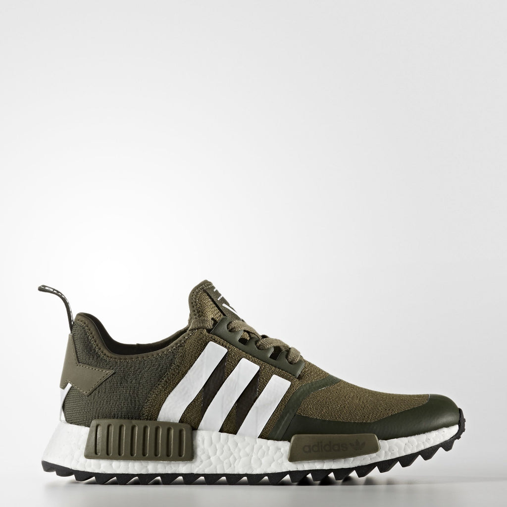 adidas x White Mountaineering NMD Trail Sneaker - Green / White | AStore