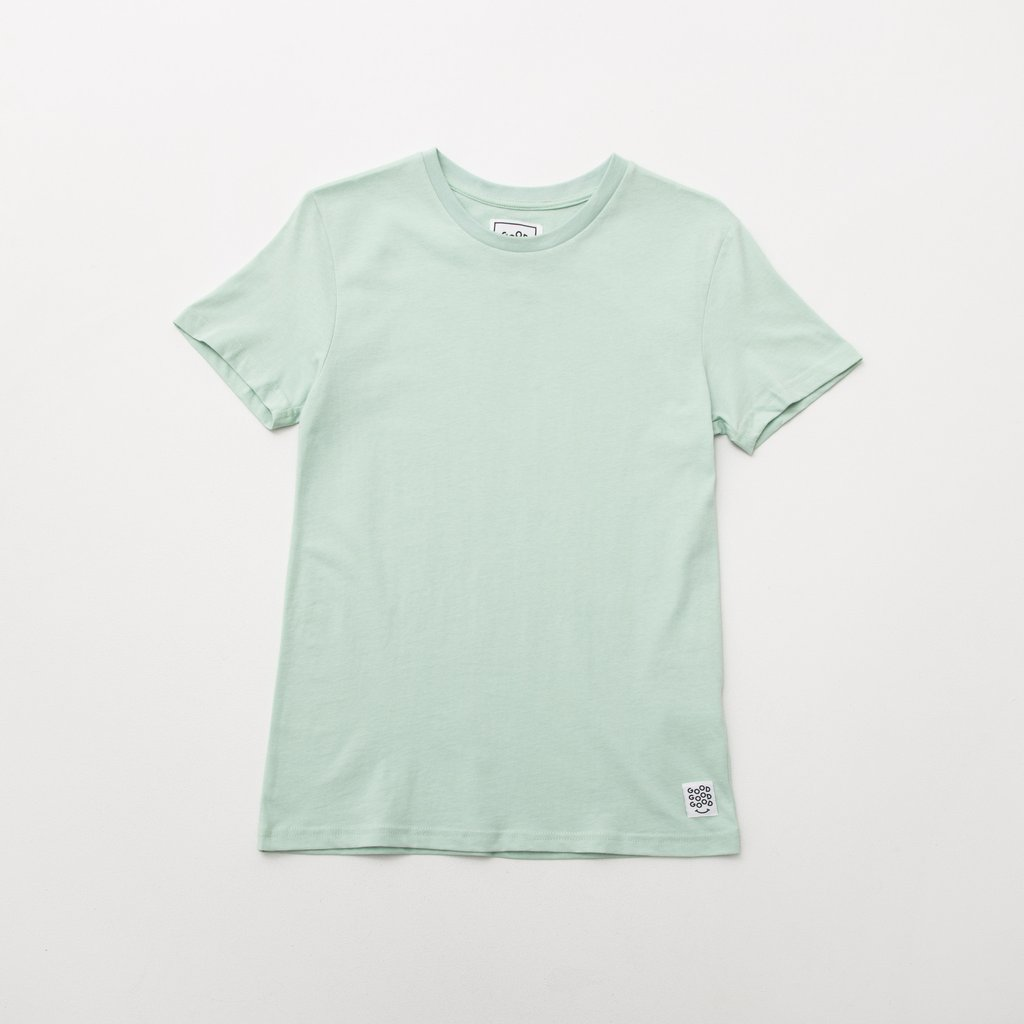 Good Good Good Basic T Shirt Long Mint
