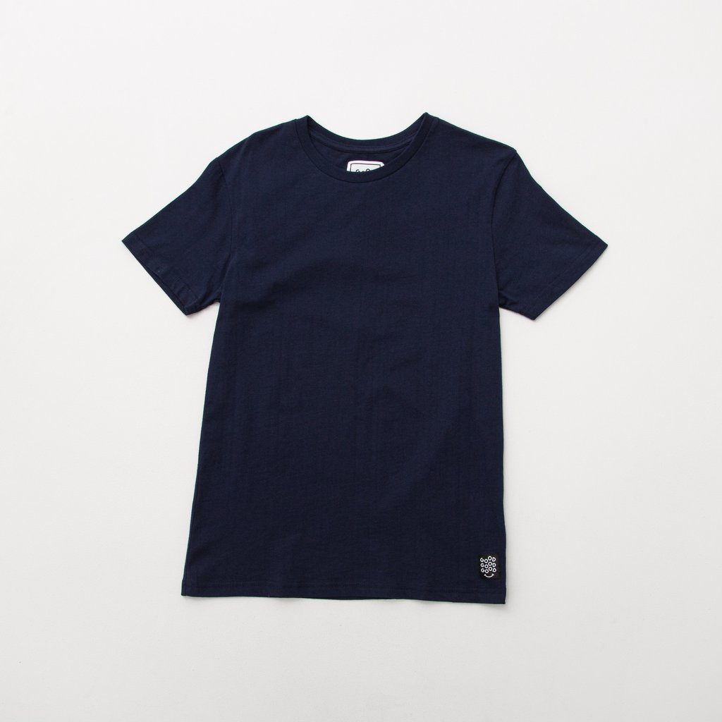 Good Good Good Basic T Shirt Navy