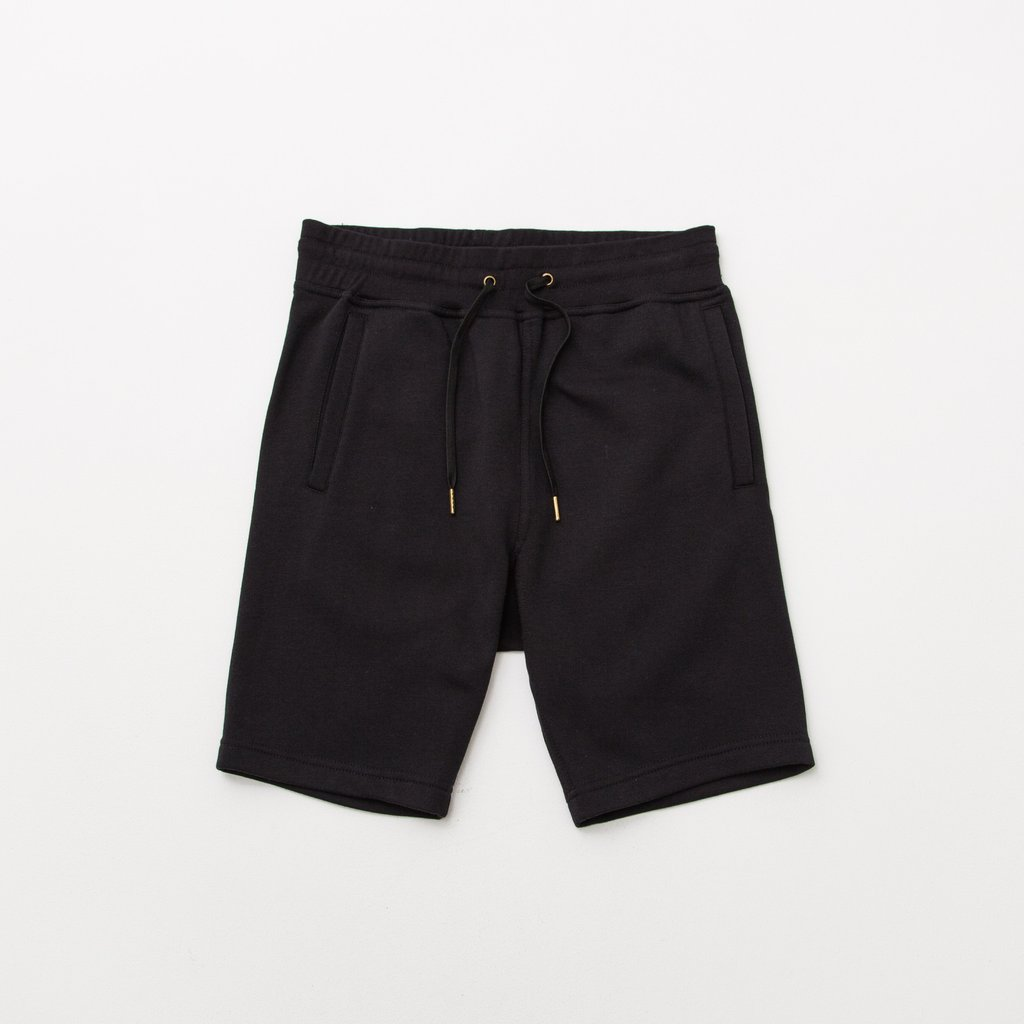 Good Good Good Relaxed Fleece shorts Black