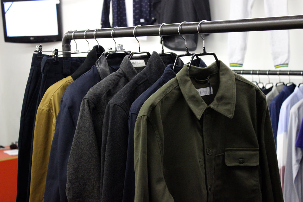 Dickies Contruct Launch A Store Rail