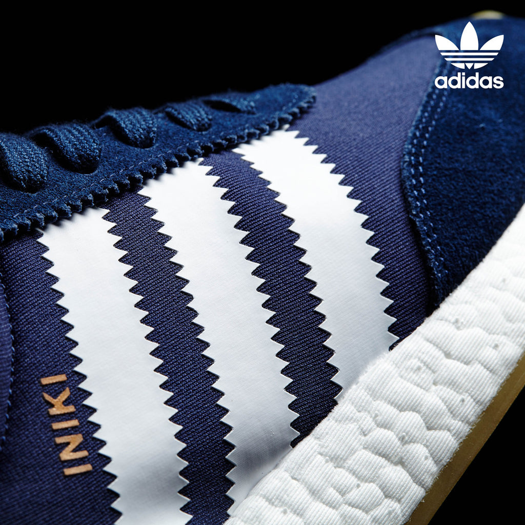 adidas Iniki Runner - Blue BB2092 - Detail | AStore