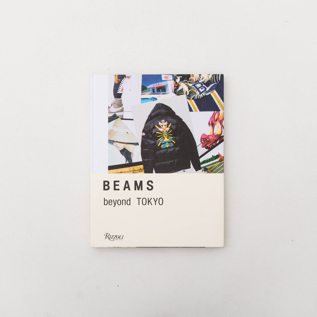 BEAMS: Beyond Tokyo Book - Front cover