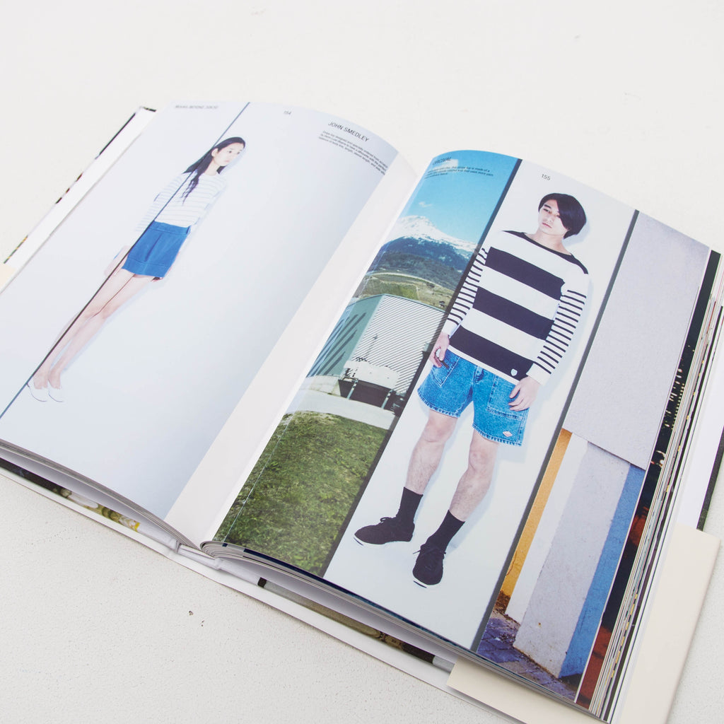 BEAMS: Beyond Tokyo Book - Open page