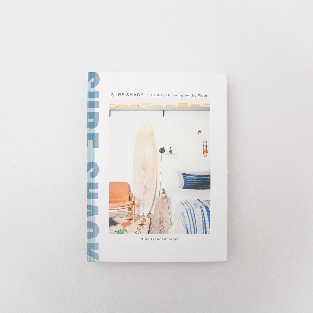 Surf Shack Book - Front Cover | AStore