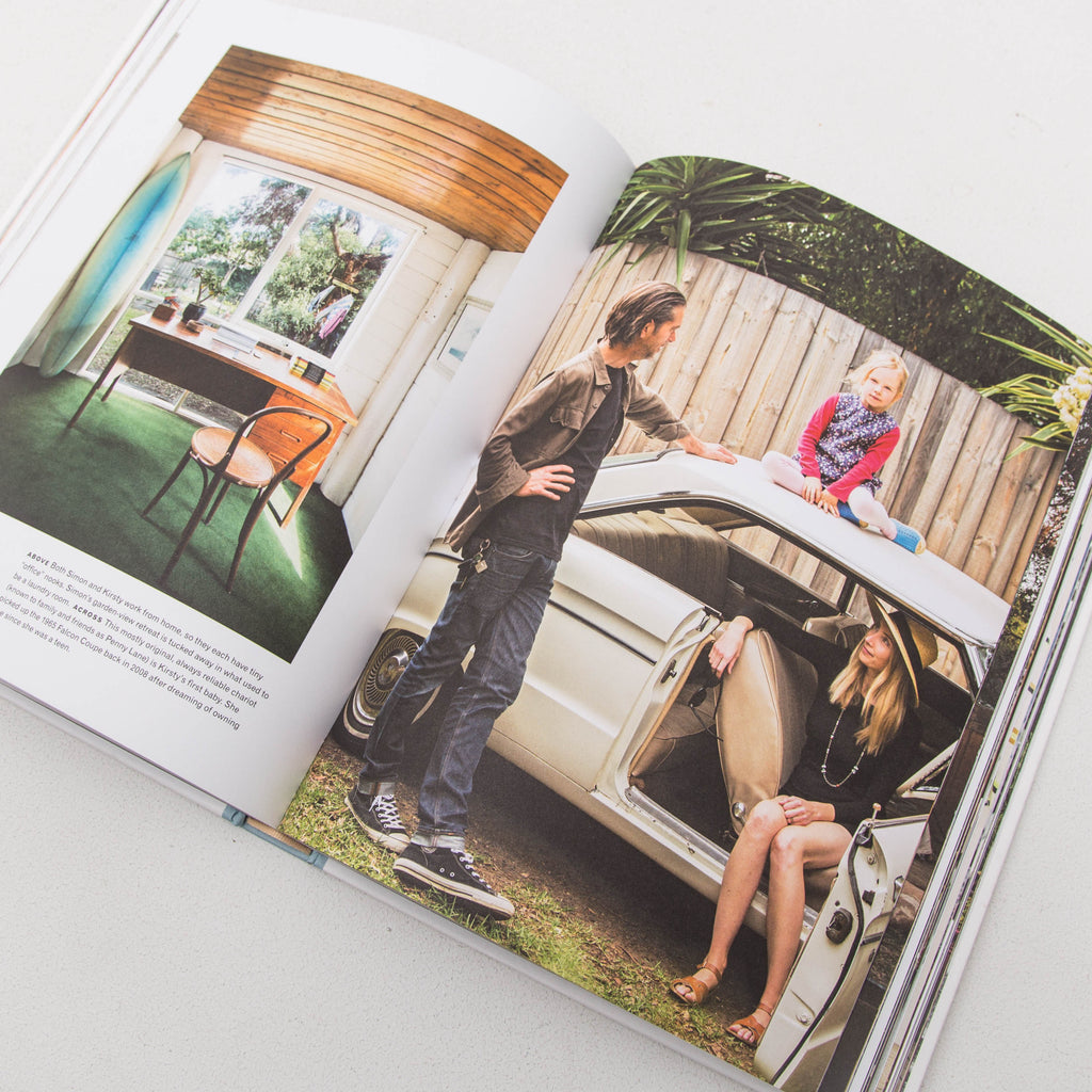 Surf Shack book - Open Page 1 | AStore