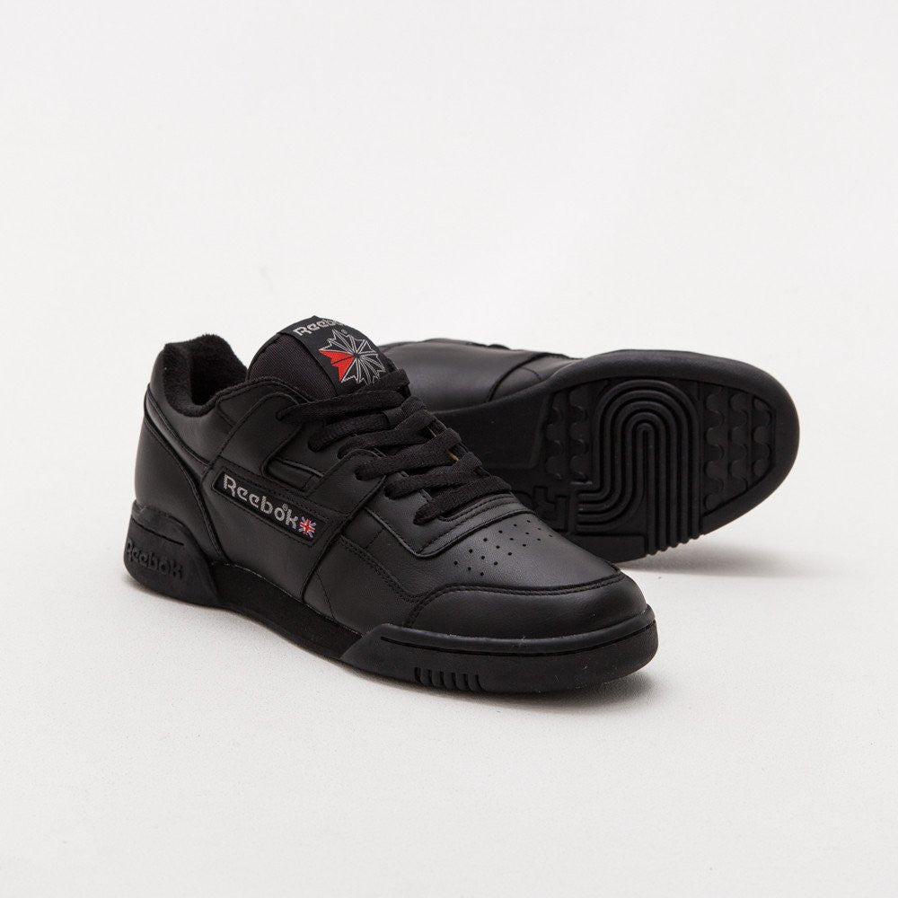 Reebok Workout Plus Vintage Black BD3387
