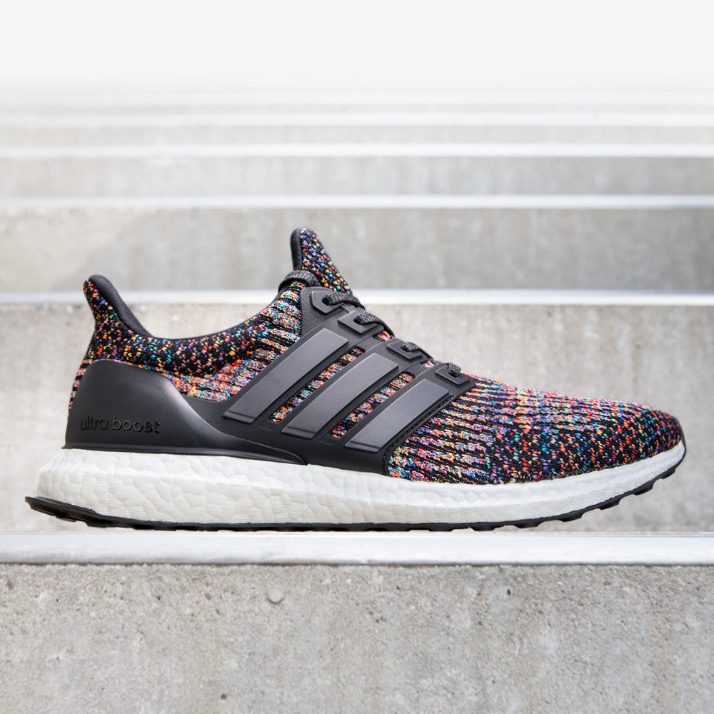 adidas UltraBoost - Mulitcolour - CG3004 - Side | AStore