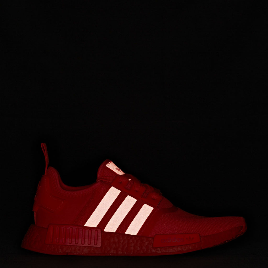 adidas NMD - Solar Red - S31507 - Reflection