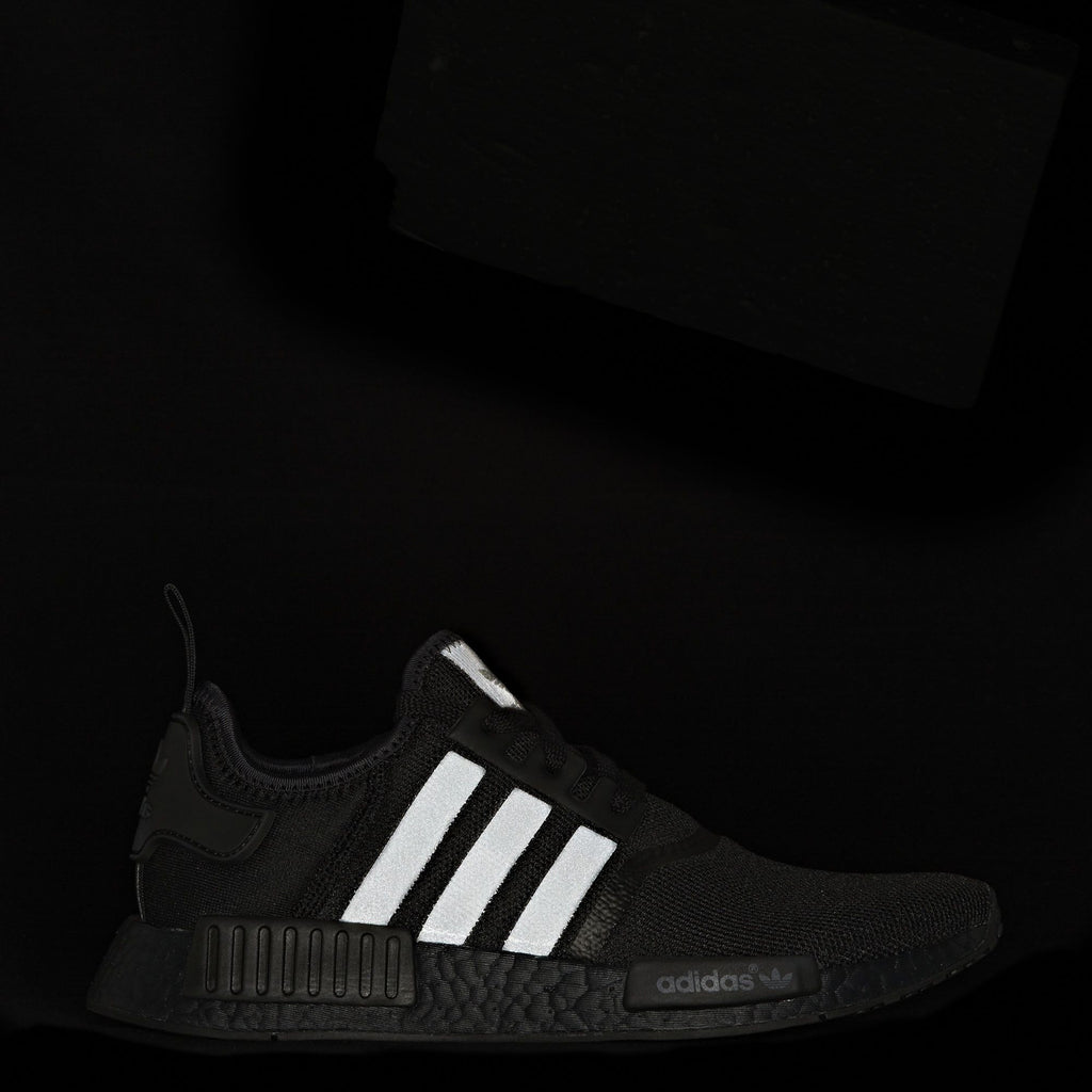 adidas NMD - Core Black - S31508 - Reflection
