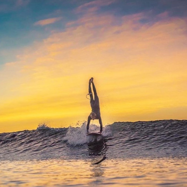 York Surf Surfer Handstand | AStore