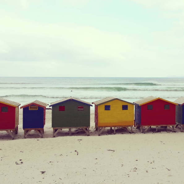 York Surf - Muizenberg Colour Huts | AStore