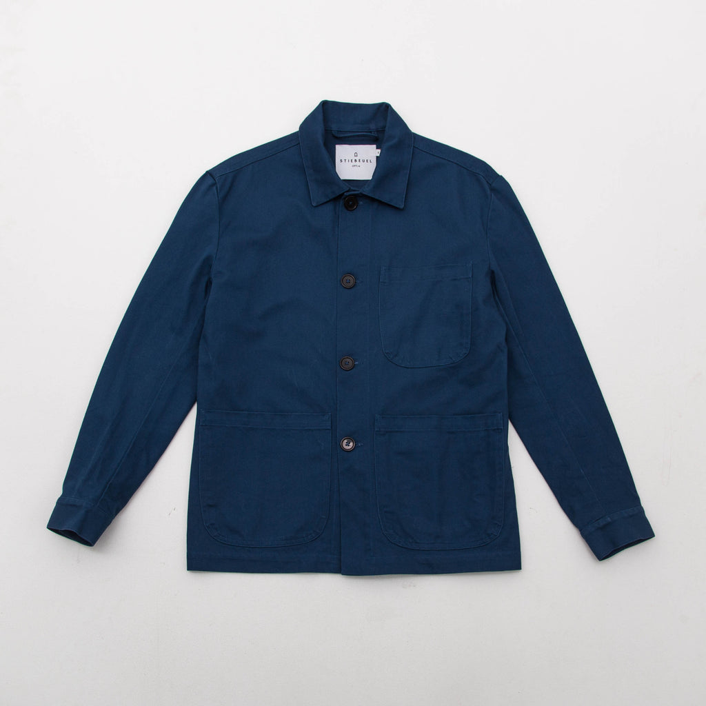 Stiebeuel Work Jacket - Blue | AStore