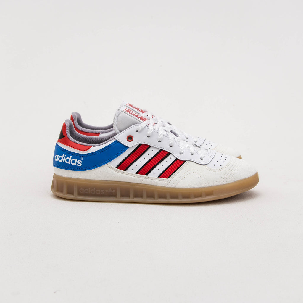 adidas Handball Top Sneaker - White BY9535 - Side | AStore